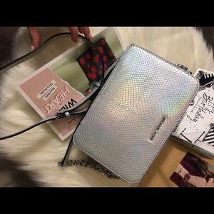 57b5e40b7ec856 Michael Kors Bags - Brand New Michael Kors Crossbody Metallic Rainbow